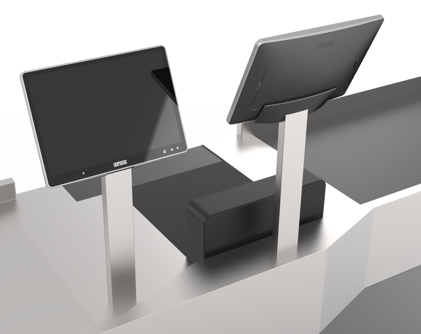 4POS – Touchscreens, monitors and displays for the point of sale